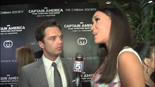 Sebastian Stan Interview -