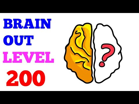 Brain Out Jawaban Level 200 Kunci Bahasa Indonesia Puzzle Android