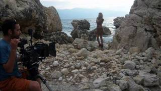 Download Kaltrina Selimi - Hot ( making of ).wmv MP3 song and Music Video