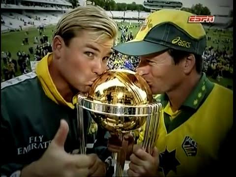 ESPN Legends Of Cricket  Shane Warne