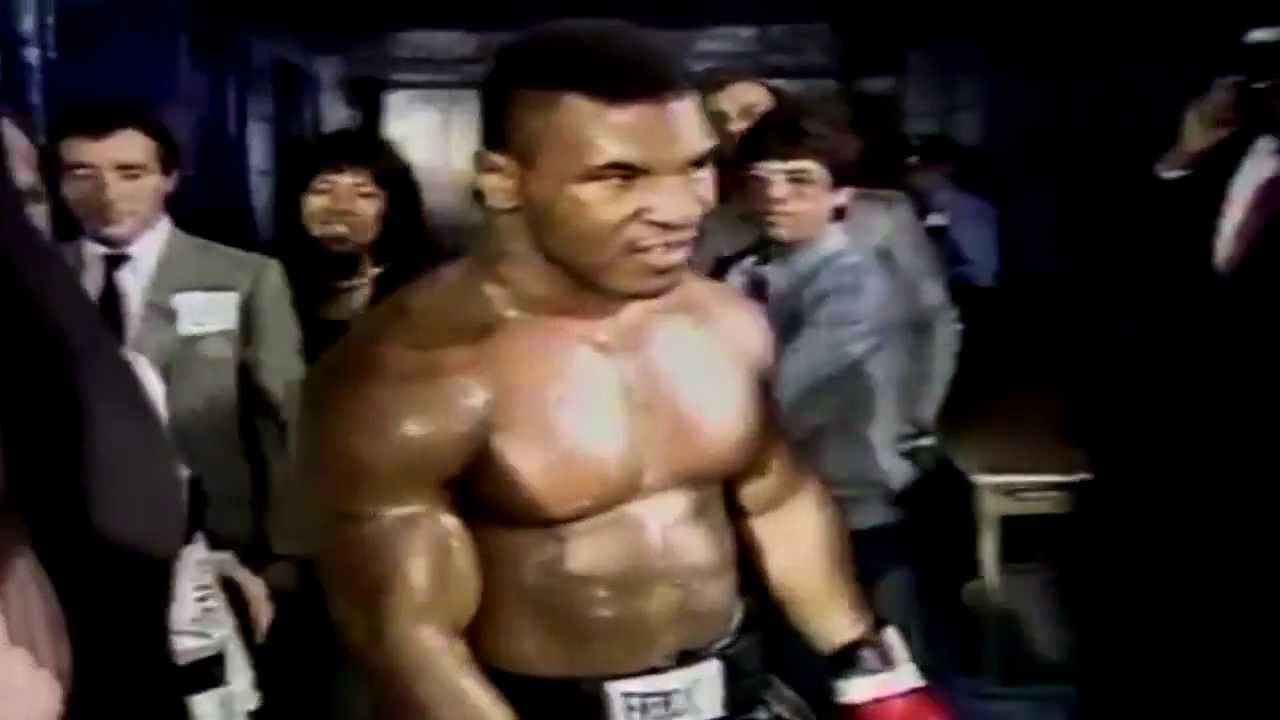 Mike Tyson - The Legend