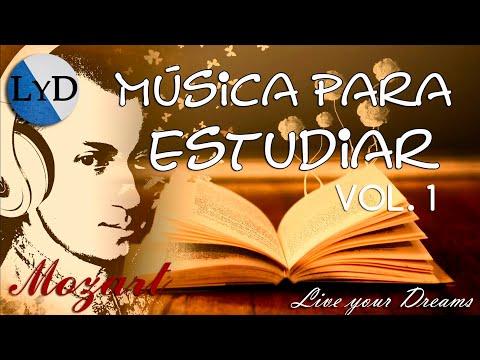 3 HORAS DE MOZART PARA ESTUDIAR  Música Clásica Piano