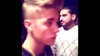 Justin Bieber en el Club Nox en Houston (18/10/13) 1