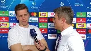 Szczęsny Trzeba Się Cieszyć że Skończyło Się Tylko 12. Ajax Był Lepszy Przez 180 Minut