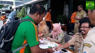 Penerimaan Lamaran Kerja Pendaftar  PJLP  Sudin Likungan Hidup Kota Administrasi Jakarta Utara