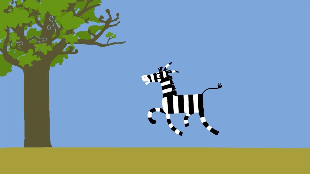 essay on zebra for kids