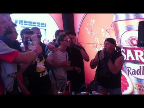 Karaoke show na DOD Veľký Šariš