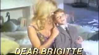 'Dear Brigitte' Trailer 1965.