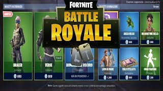 """SHOP"" MAY 15/05 NEW SKIN BRACER! FORTNITE NEGOZIO DAILY"