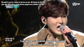 Vietsub/Engsub Ryeowook   The Little Prince (려욱 어린왕자)7 M COUNTDOWN 160128 EP 458