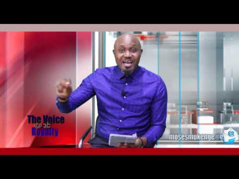 """The Voice of Royalty "" with pastor Mo.Secrets of Great Achievers Part1"