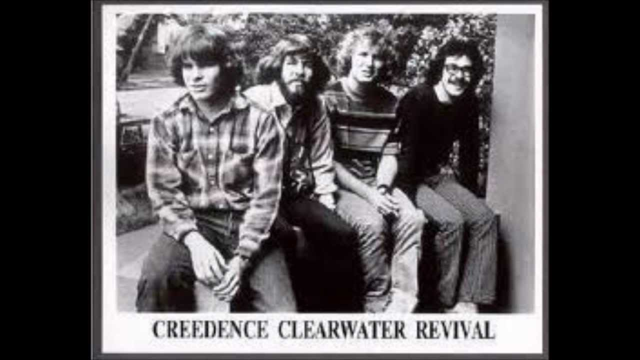 Creedence Clearwater Revival Susie Q Part One