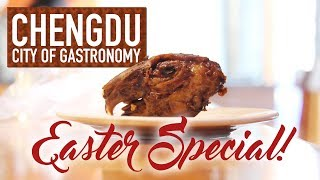 Rabbit Head (an Easter Special!) // Chengdu: City of Gastronomy 33