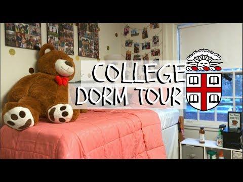 College Dorm Tour 2017 | BROWN UNIVERSITY (Keeney Quad)