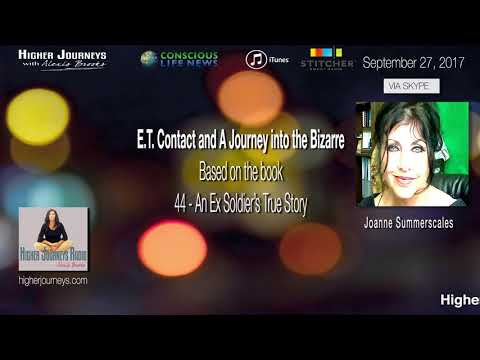 ET Contact and a Journey into the BIZARRE! feat. Joanne Summerscales