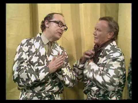 Eric & Ernie introduce John Mills