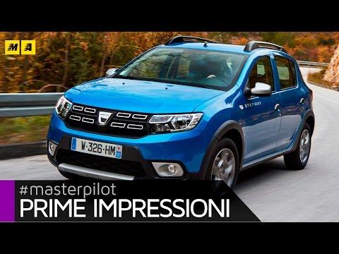 Dacia Sandero restyling | Primo test [ENGLISH SUB]