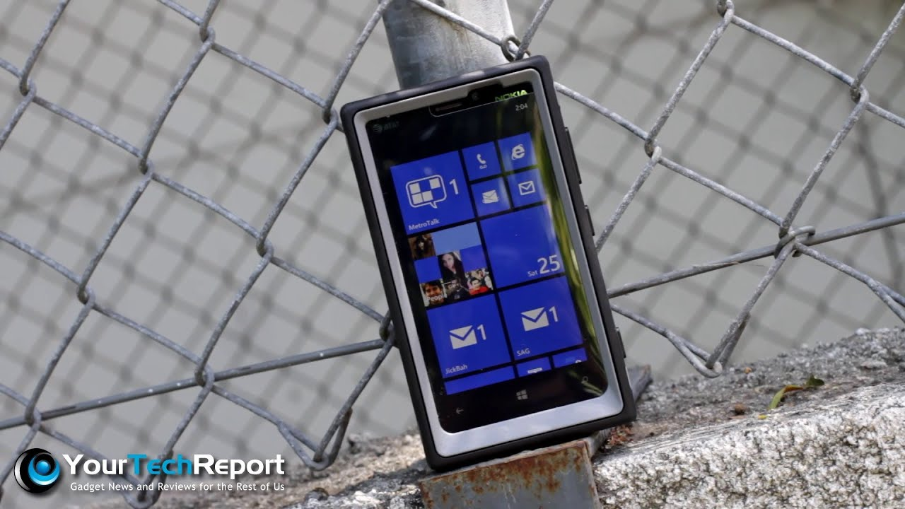 Review Otterbox Defender 3 Of Rugged Case For The Nokia Lumia 920