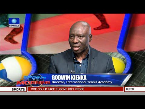 National Tennis League Designed To Raise Game's Profile In Nigeria -- Kienko