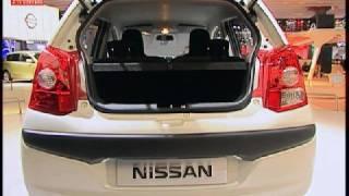 Nissan Pixo : nouveauté Mondial Auto 2008