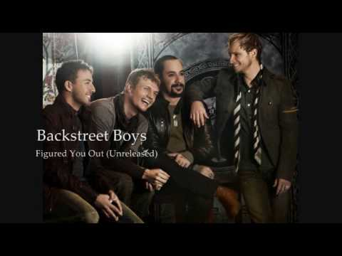 Backstreet Boys - Figured You Out (HQ) Unreleased