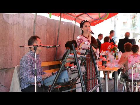Angela Gheonea & Costinel Buda - Hora live nunta MUZICA DE PETRECERE -COVER