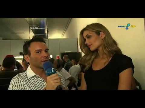 Amaury Jr Interview at SPFW (Backstage @ Animale)