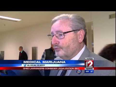 Ohio lawmakers consider marijuana legalization bill - YouTube