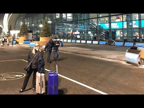 Летим в Сочи, перелёт Red Wings в 4:40 утра.