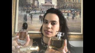 Perfumes mais usados em fevereiro /2019.