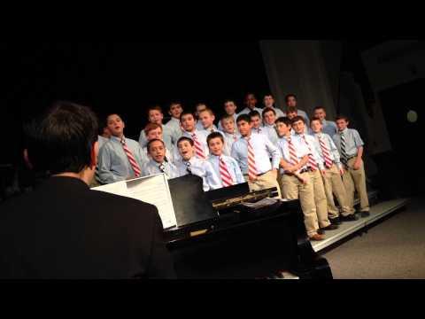 "Albany Academy 7th & 8th Grade Boys' Chorus, ""4-Chord Song"""