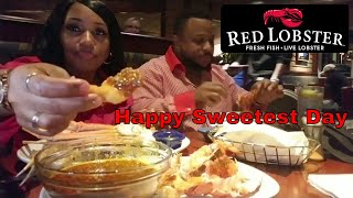 Sweetest Day at the Pfister Hotel, Red lobster, Horse & Carriage Ride