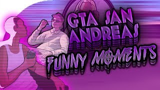 GTA San Andreas Multiplayer ***MOD***|GTA SAMP Gameplay PC 2017(Funny Moments and Fails)
