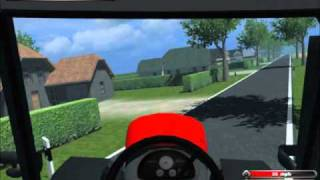 farming simulator 2011 multiplayer silage nordfriesland map