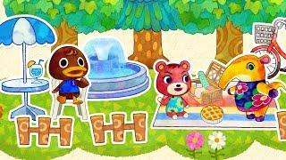 DISCOTECA CON FÓSILES | Animal Crossing Happy Home Designer #8