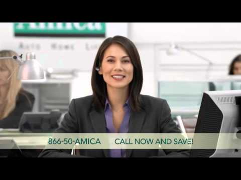 Amica auto insurance formula for value new car commercial for Is amica insurance good