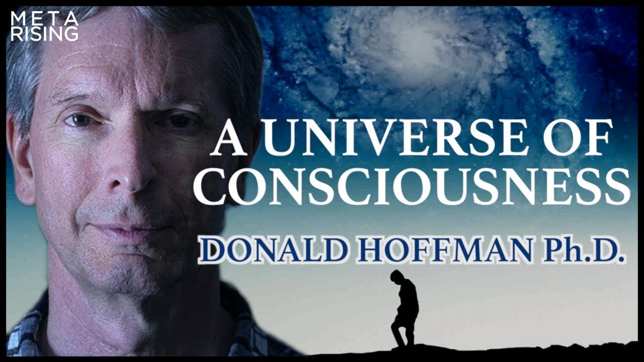 Donald Hoffman on Consciousness, Reality... and Mathematical Models