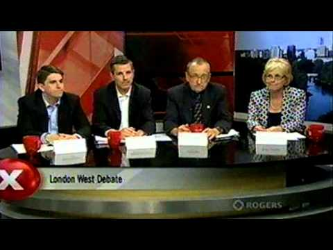 Ontario 2014 election: London West debate