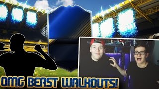 FIFA 17: TOTY PACK OPENING! OMFG BEAST WALKOUTS! (DEUTSCH) - ULTIMATE TEAM - TEAM OF THE YEAR!
