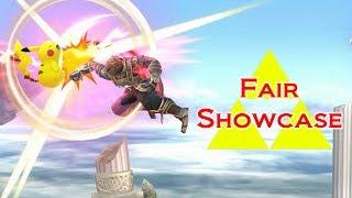 Ganondorf Showcase
