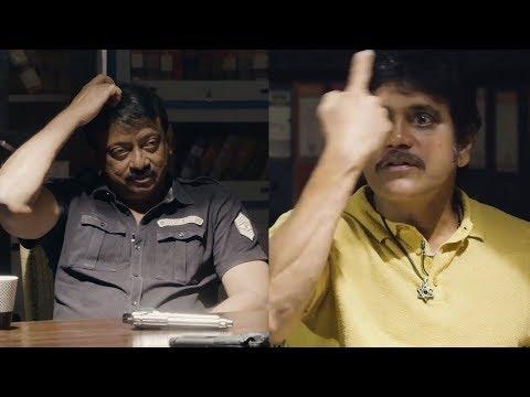 RGV interrogates Nagarjuna | Officer Interview | #Officer | Ram Gopal Varma