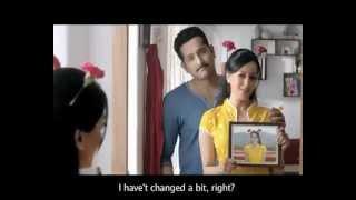 Watch hotties Raima Sen and Parambrata in this Sunlight ad.