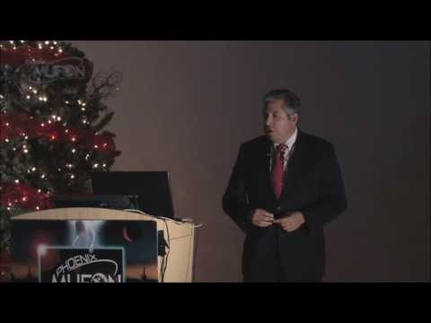 Official Government UFO Agencies - AZ MUFON Lecture by Alejandro Rojas