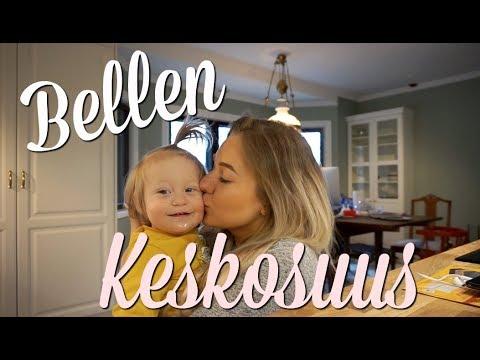 BELLEN KESKOSUUS | MY DAY 17.4