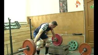 Возрождение тяжелой атлетики в Твери. 2016-04-13