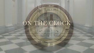 On the Clock: Open Data Executive Order