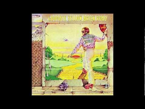 Elton John - Love Lies Bleeding, 1973