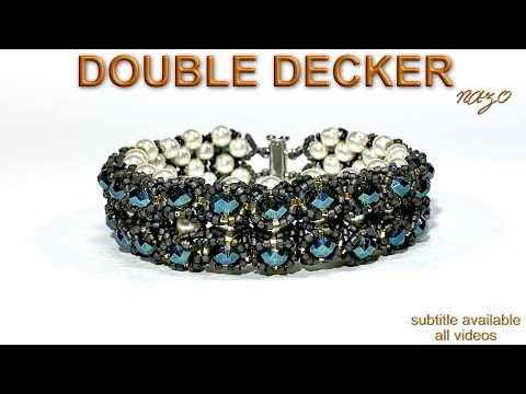 Çift Katlı Bileklik (Double Decker Bracelet)