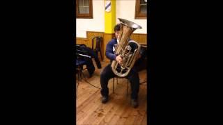 Modest Mussorgsky, Bydlo, solo Tuba