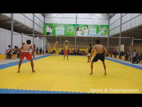The best volleyball Cambodia Top fighter 3=3 On 2018 (part 2)